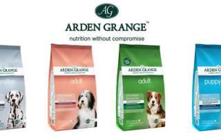 Корм Арден Гранж (Arden Grange) для собак