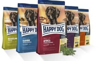 Корм Хэппи Дог (Happy Dog) для собак