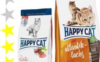 Корм Нappy cat для кошек