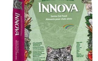 Беззерновой корм Innova Evo для кошек