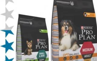 Корм ProPlan (Проплан) для собак